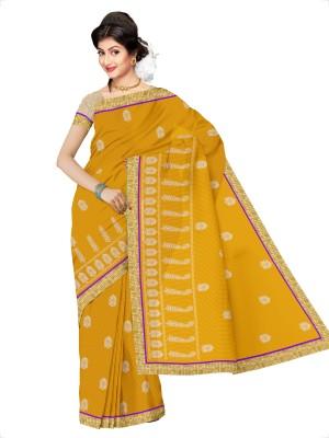 Cynthia Lifestyle Embriodered, Self Design Fashion Net Sari