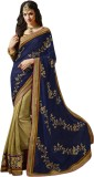 Fashion Founder Embroidered Bollywood Ge...