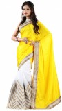 Manjula Fashions Self Design Bollywood S...