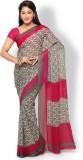 Vaamsi Printed Daily Wear Chiffon Saree ...