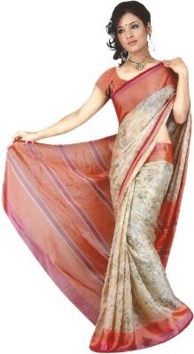 Nidhi Collection Printed Fashion Georgette Sari