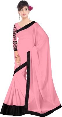 Dancing Girl Embriodered Bollywood Chiffon Sari