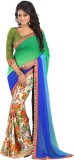 Mysticbeauty Embroidered Bollywood Georg...