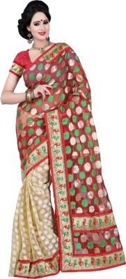 Laxmi Sarees Self Design Fashion Jacquard Sari