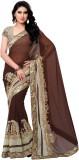 Satya Sita Embroidered Fashion Georgette...