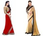 Krishna Creation Solid Bollywood Handloo...