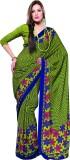 Prafful Printed Fashion Chiffon Sari