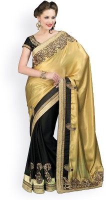 Vistara Lifestyle Embriodered Fashion Silk Sari
