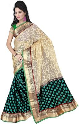 Shree Shyam Silk Embriodered Banarasi Banarasi Silk Sari