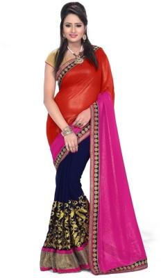 Mavani Embriodered Bollywood Georgette Sari