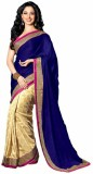 Giftsnfriends Solid Bollywood Jacquard S...