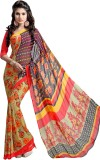 Kanheyas Printed Daily Wear Handloom Geo...