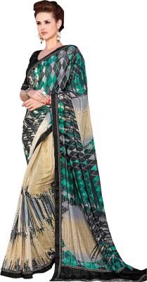 Snehaa Fashion World Self Design Fashion Chiffon Sari