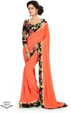Sarees House Self Design Bollywood Pure ...