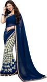 Pioneer Textiles Self Design Bollywood G...