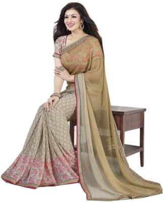 Shivanifashion Printed Bollywood Georgette Sari