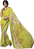 Siddhi Vinayak Printed Bollywood Synthet...