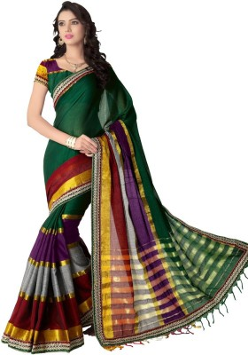 Venisa Printed Daily Wear Cotton Sari