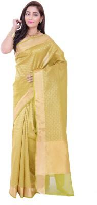 Ethnic Dukaan Woven Fashion Handloom Art Silk Sari