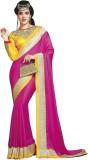Saran Embellished, Embroidered Fashion C...