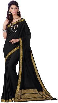 Radhika Creation Self Design Fashion Art Silk Sari