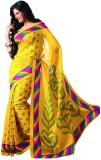 Sheryl Trendz Printed Bhagalpuri Synthet...
