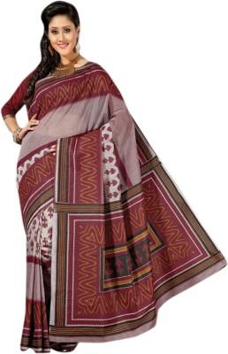 Saree Exotica Printed Fashion Cotton Sari