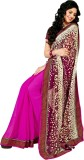 Saara Printed Fashion Georgette Saree (P...