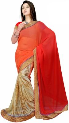 Premvati Printed Fashion Handloom Cotton Sari