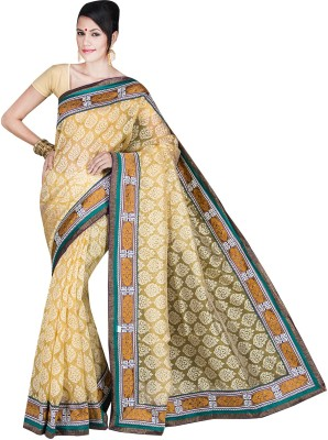 Shree Store Self Design Fashion Handloom Net Sari