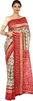 Adaaya Printed Fashion Silk Sari