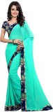 SRFASHION Printed Bollywood Georgette Sa...