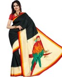 Kjs Embellished Fashion Art Silk Saree (...