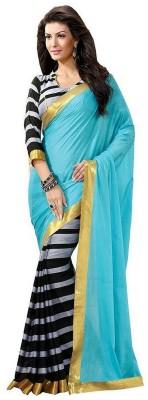 Panchi Printed Bhagalpuri Silk Sari