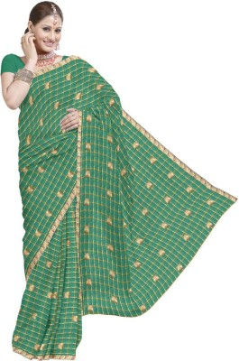 Indiangiftemporium Printed Daily Wear Handloom Cotton Sari