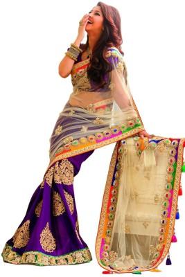 Shivanifashion Embriodered Bollywood Net Sari