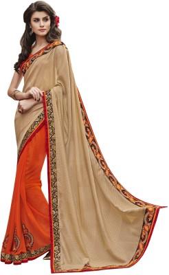 Melluha Embriodered Fashion Jacquard Sari