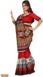 Hi-Choice Printed Daily Wear Art Silk Sa...