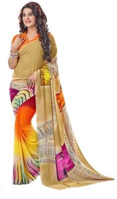 Fashion Fiona Printed Daily Wear Georgette Sari