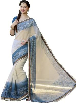 Padma Shri Sarees Geometric Print Fashion Synthetic Sari