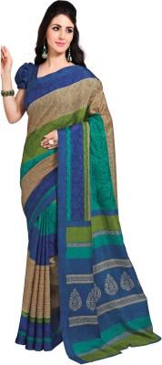 V-Style4u Printed Fashion Silk Sari