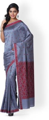Kasturi-B Swadeshi Karigari Woven Chanderi Chanderi Sari