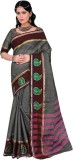 Lilly Embroidered Fashion Cotton Saree (...