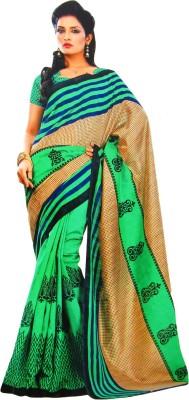 Shree Ji Printed Bhagalpuri Art Silk Sari