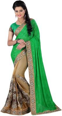 Bano Tradelink Self Design Bollywood Jacquard, Silk Sari