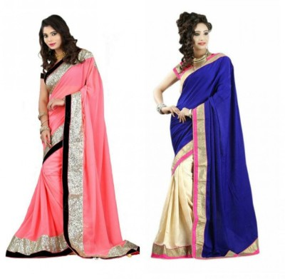 Deepak Sari Applique Bollywood Modal Sari