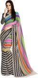 Velvetic Printed Fashion Georgette Sari