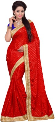 Rachaiyta Self Design Fashion Jacquard Sari
