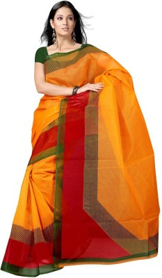 Mahaprabhu Printed Daily Wear Net Sari