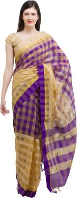 Chhabra Bros Self Design Banarasi Chanderi Sari